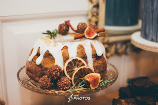 Bundt wedding cake inspiration