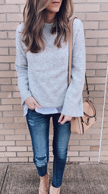 Pretty outfit Ideas To Wear This Fall