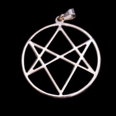 Estrela Hexagrama Unicursal, Estrela Egunitá