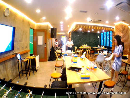 Food Space at Space EDSA