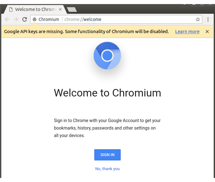 How to build Chromium on Ubuntu | My Public Notepad