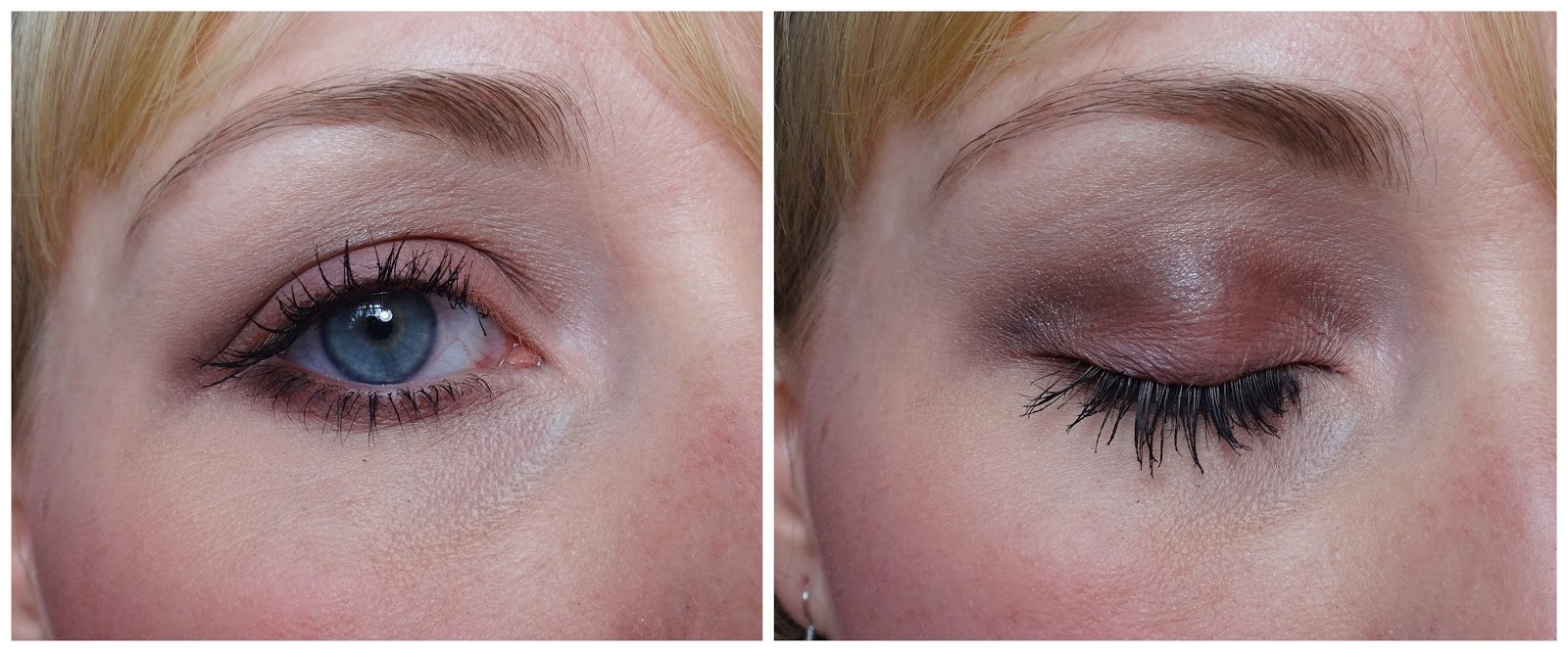 AMU, Beautyblog, Augen, Lidschatten