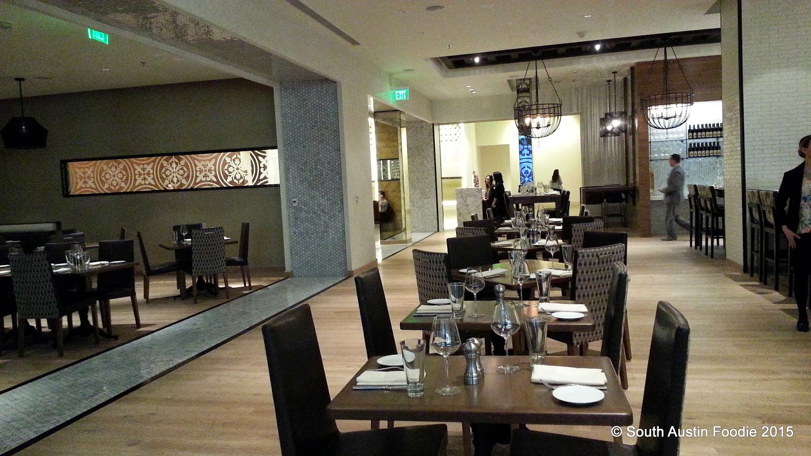 JW Marriott -- Osteria Pronto