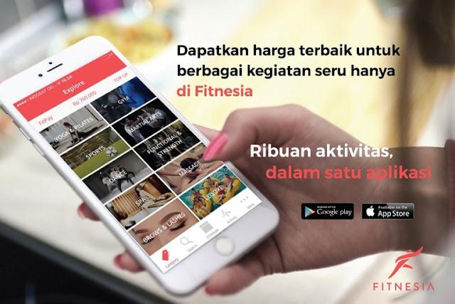Cara Booking Spa Murah di Fitnesia