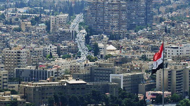 """""""Damasco se reserva el derecho a defender a su pueblo y su territorio por todos los medios"""""""