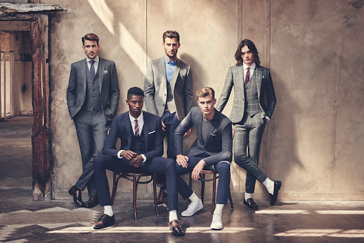 165 Years of Style: Suited & ReBooted for AW16