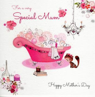 Special Mom Greeting Card 2019