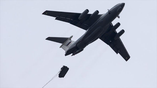 Rusia y la OTAN celebran ejercicios en paralelo en los Balcanes