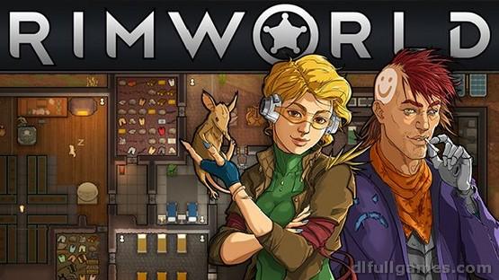 RimWorld v1.0.2150 Free Download Pc Game