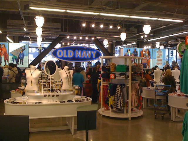 Onde encontrar as lojas Old Navy na Flórida