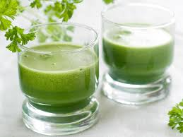 Uses excellent lung cancer from parsley