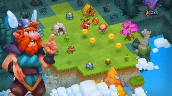 World Above: Vikings & Dragons Apk+Data Free on Android Game Download