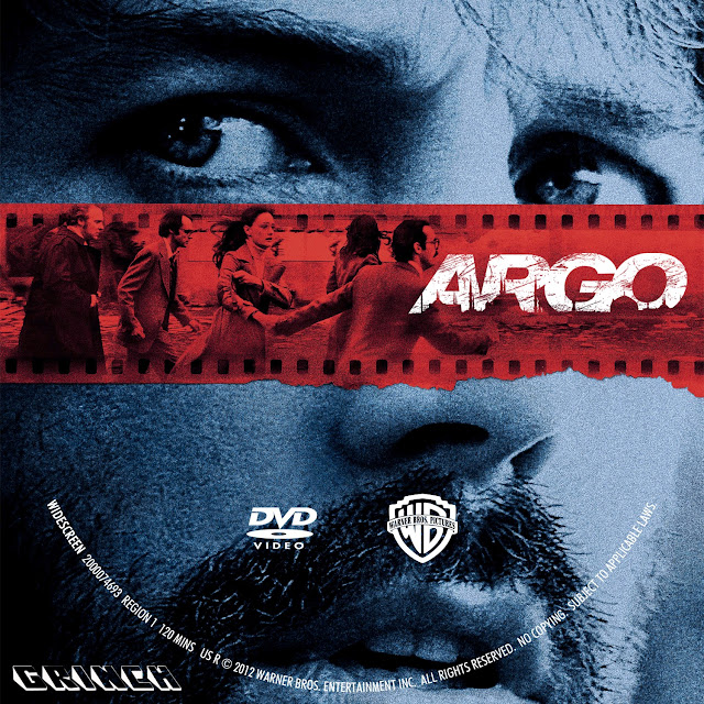 Argo DVD Label