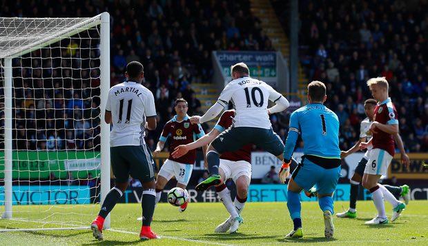 Manchester United Menang 2-0 di Kandang Burnley