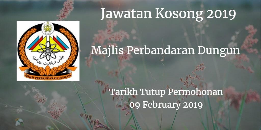 Jawatan Kosong MPD 09 February 2019