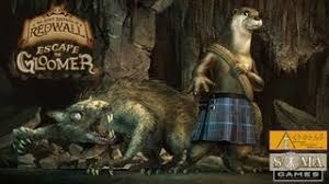 The Lost Legends of REDWALL: Escape the Gloomer