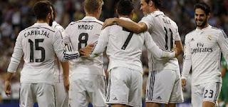 نتيجه مباراة ريال مدريد وليجانس اليوم السبت 1-9-2018 ضمن مباريات الدوري الأسباني