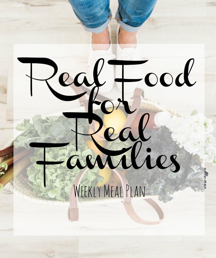 Weekly Meal Plan 2018 Week 37