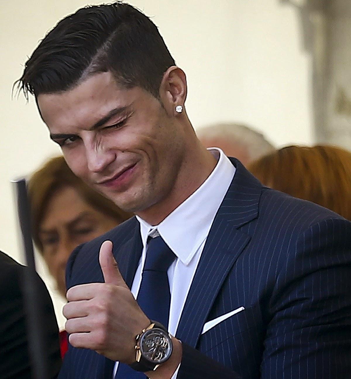 Gaya Rambut Pemain Sepak Bola Terkeren