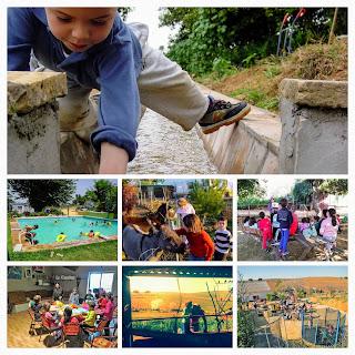 Ver galería de imágenes de la actividades y niños