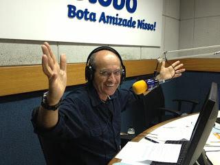 Pedro Trucão na Rádio Capital