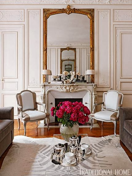 Mix And Chic Home Tour An Elegant And Romantic Paris