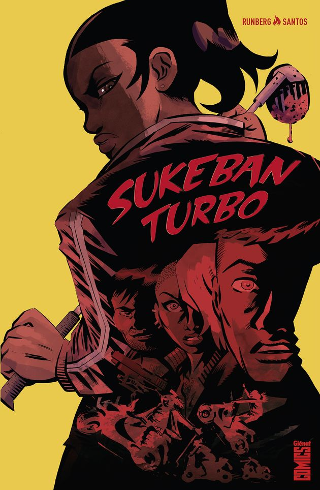Sukeban Turbo - Sylvain Runberg