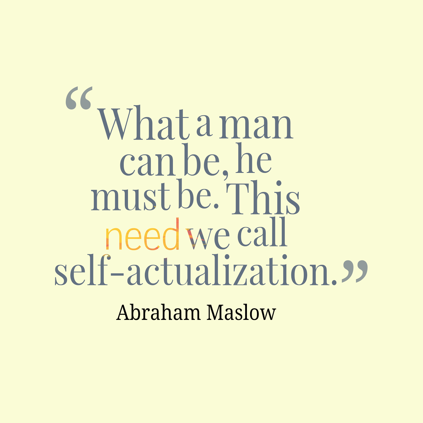 self actualization Becoming actualized is one of the most fulfilling pursuits of life however, there are several dangers of self actualization that prevent you from reaching.