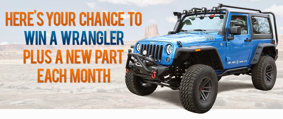 Ultimate Rugged Wrangler Giveaway