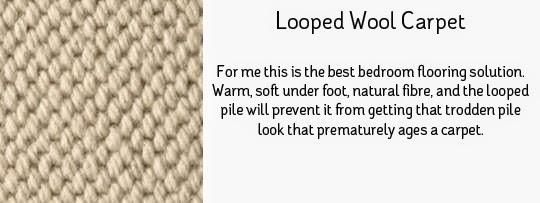 looper wool carpet