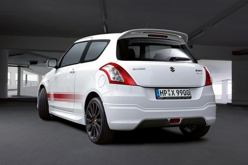 TODAY'SCAR: Suzuki Swift X-ITE