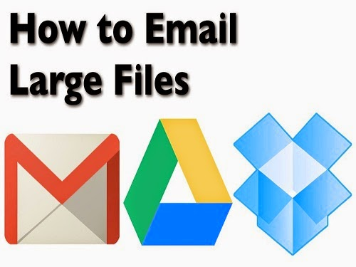 How to send large files through email – Tips And Tricks