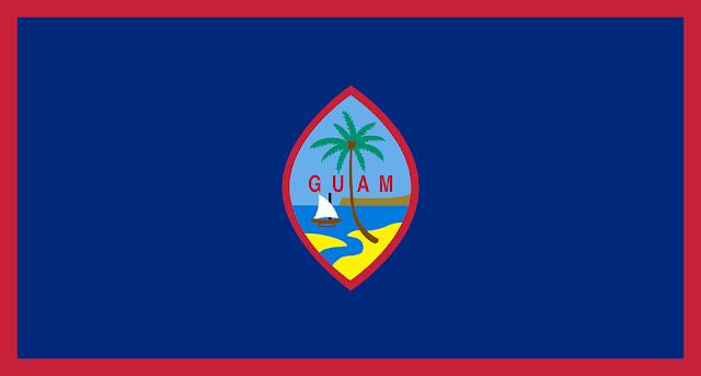 Bandera de Guam
