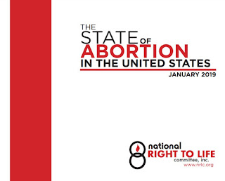 "National Right to Life Releases 6th Annual ""State of Abortion"" Report"