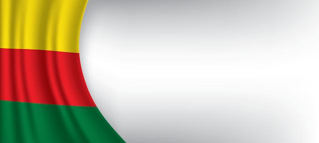 Cards with flag of Kurdistan