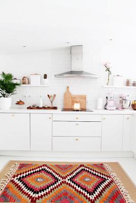 alfombra para cocina