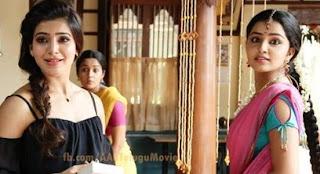 New Working Stills : Nithiin A Aa Movie