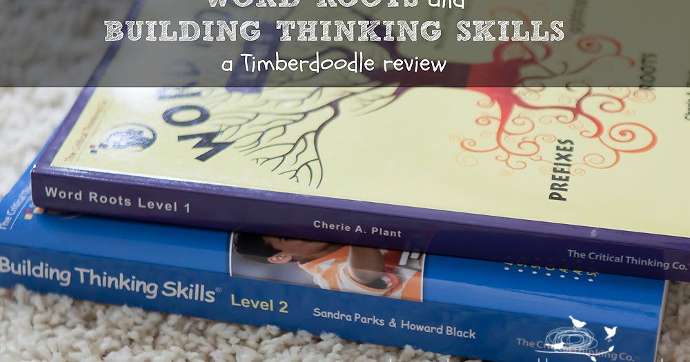 parenting skills 1 08 review critical thinking With the language and critical thinking skills needed to be  learners to review key ideas and  writing, and critical thinking pathways: listening, speaking, and.