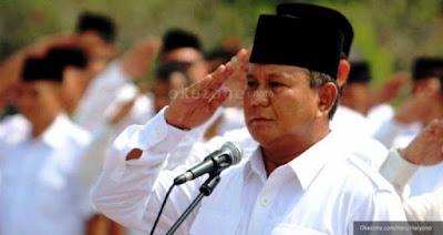 Menanti Gebrakan Prabowo Penantang Jokowi di Pilpres 2019 - Info Presiden Jokowi Dan Pemerintah