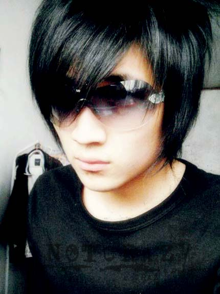 Facebook Awesome Profile Pictures Emo Boy