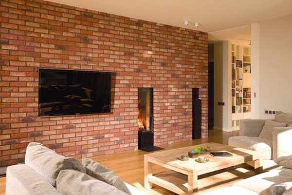Bricks For Interior Design - Fresh Designs