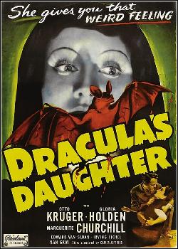 A Filha de Drácula Dublado