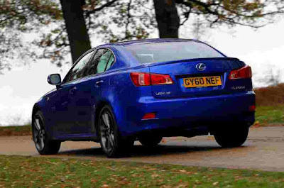Review Of The 2005-2013 Lexus IS Car
