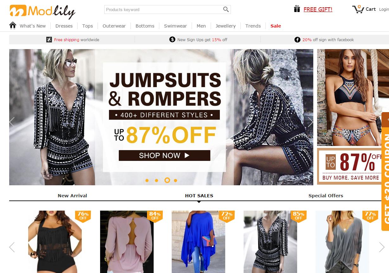 556a3aaaa9d26 يعتبر موقع مود ليلي modlily من أفضل مواقع شراء الملابس من النت حيث يضم جميع  أشكال وأنواع الملابس للنساء في مختلف الأعمار كما يضم العديد من المجوهرات  الرائعة ...