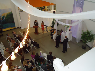Foundry Arts Centre St Charles Ceremony
