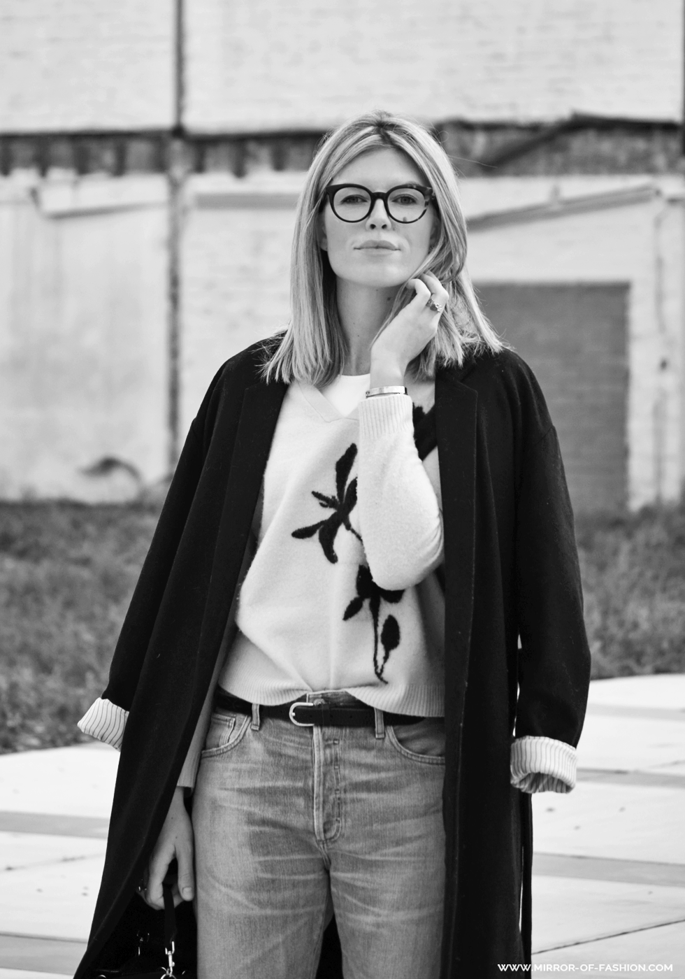 Outfit of the day, IKKS, Max Mara, Citizens of Humanity, Aldo, Fendi, Dewolf, isabel marant, Saint Laurent, spell on me, ootd, style, fashion, look