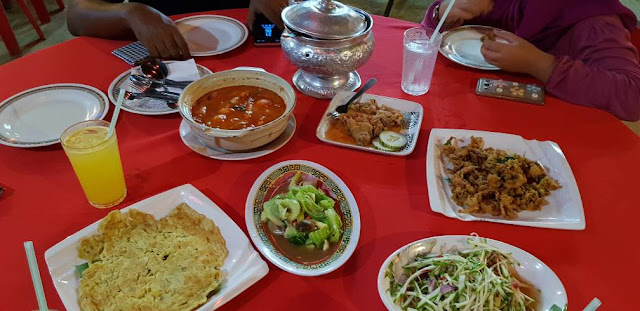 Jetty One Sea Food Corner kuala kedah, kedah, sea food, sea food corner, tom yam kedah, best tom yam alor setar, kedah tom yam, best tom yam malaysia