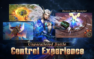 Download Goddess: Primal Chaos - SEA Free 3D Action MMORPG APK Terbaru