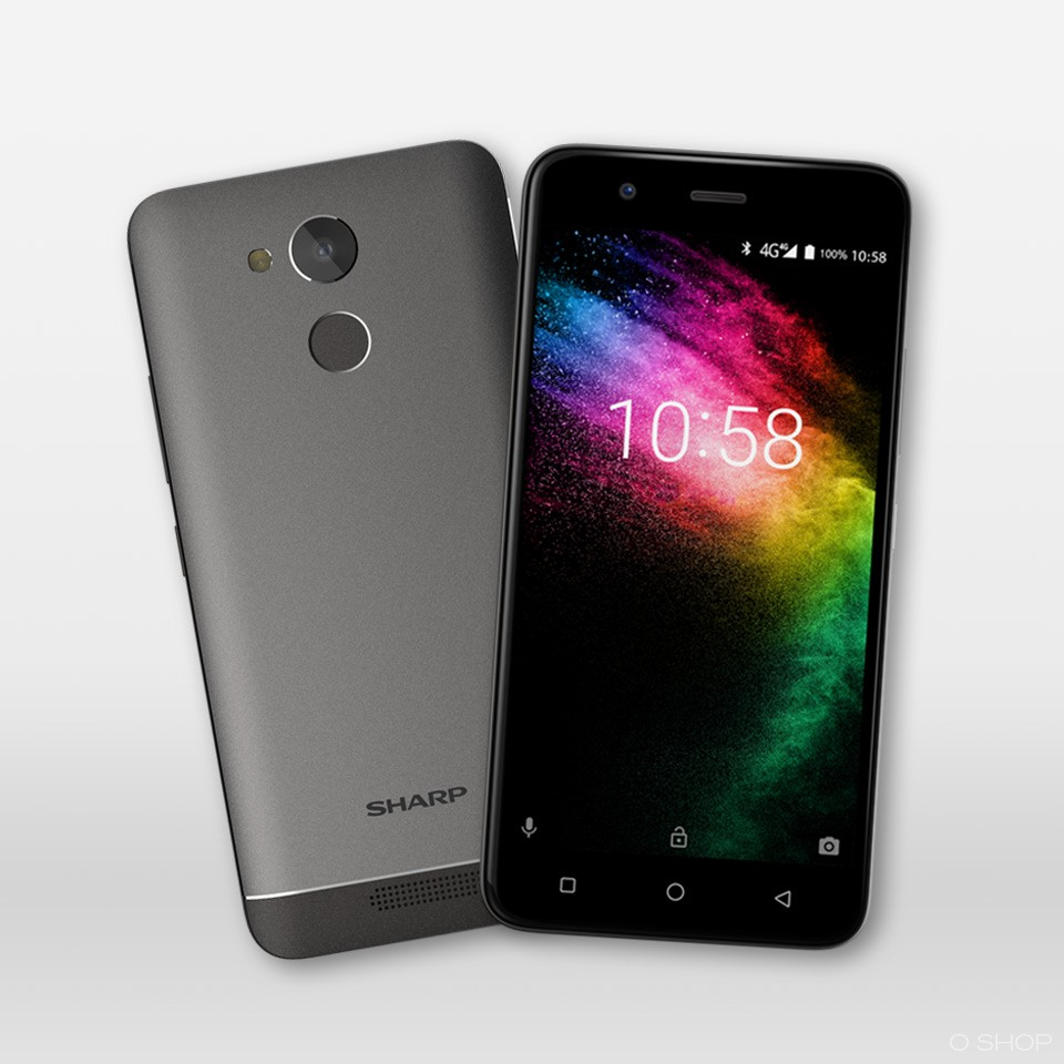 Smartphone SHARP R1