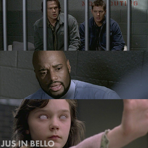Supernatural 3x12 - Jus in Bello